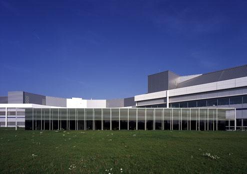 Astrophysikalisches institut bibliothek kantine apotheke potsdam berlin mayser architekt - Bekannte architekten ...