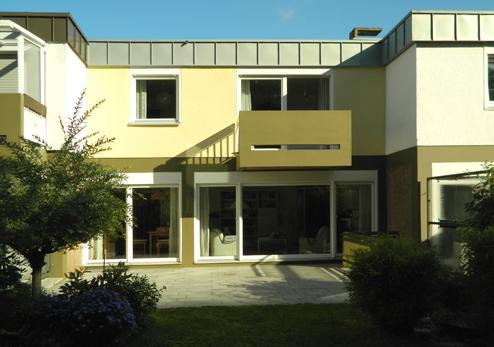 Architekt Kaiserslautern sanierung reihenhaus kaiserslautern 60er jahre architekt